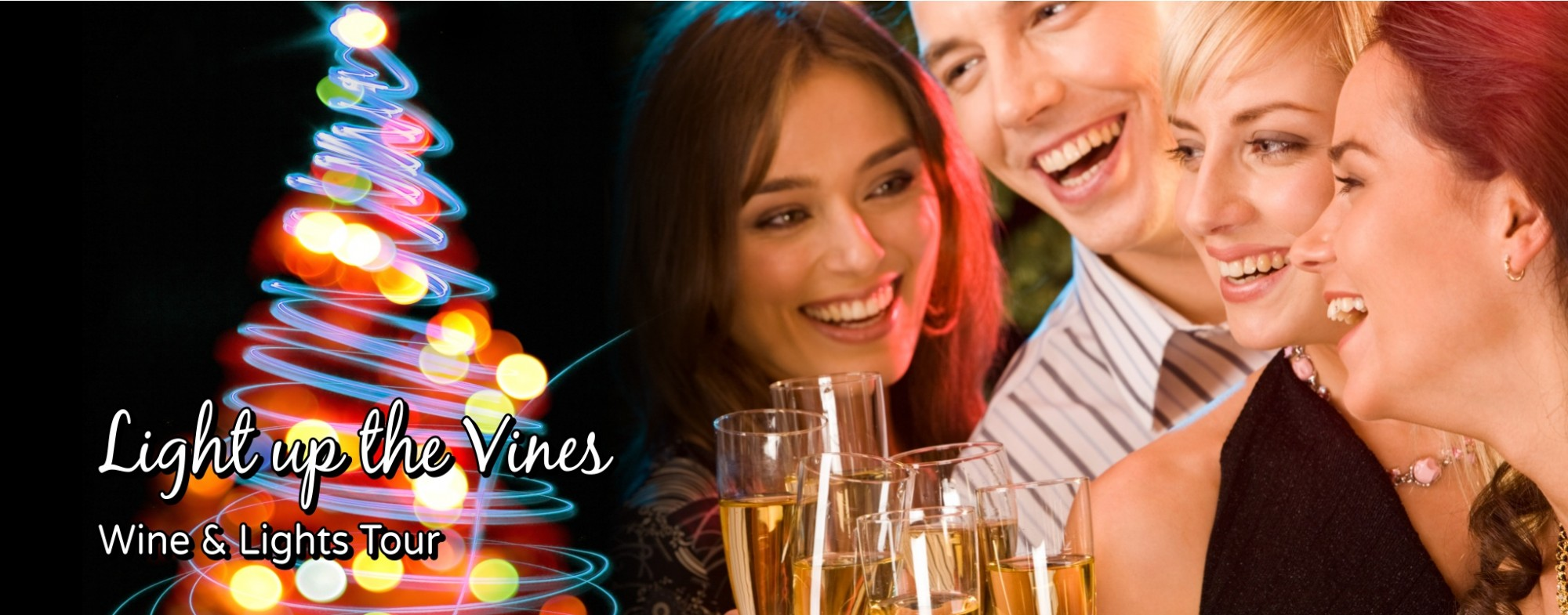 distinctly kelowna wine tours summerland light up the vines