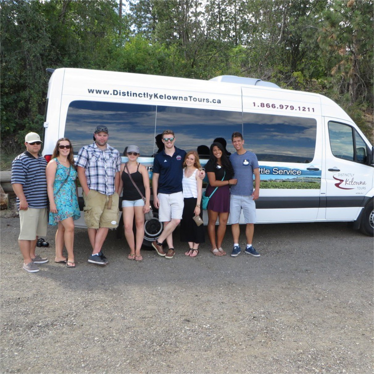 distinctly kelowna wine tours testimonials