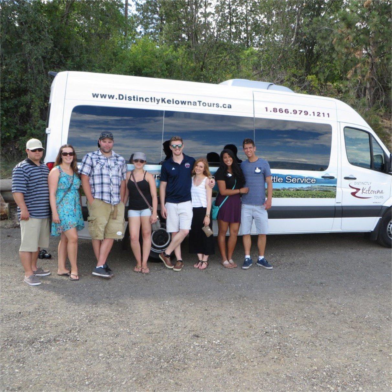 distinctly kelowna wine tours testimonials