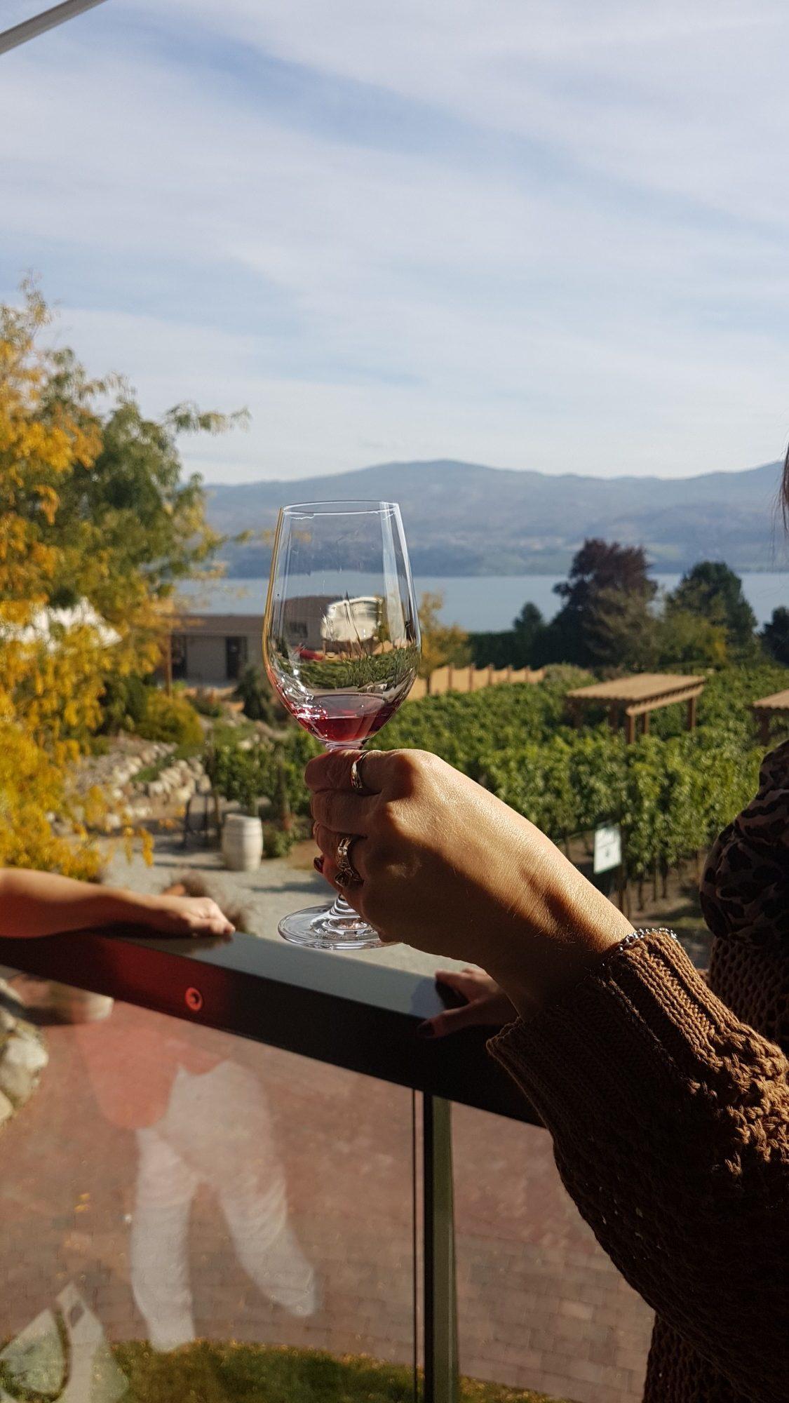 Kelowna Wine Tours June