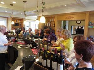 Okanagan Falls Winery Tour