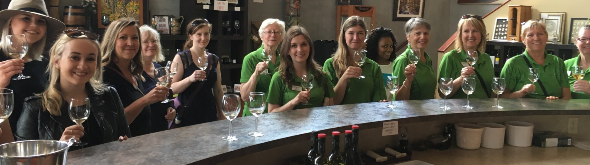 distinctly kelowna corporate wine tours