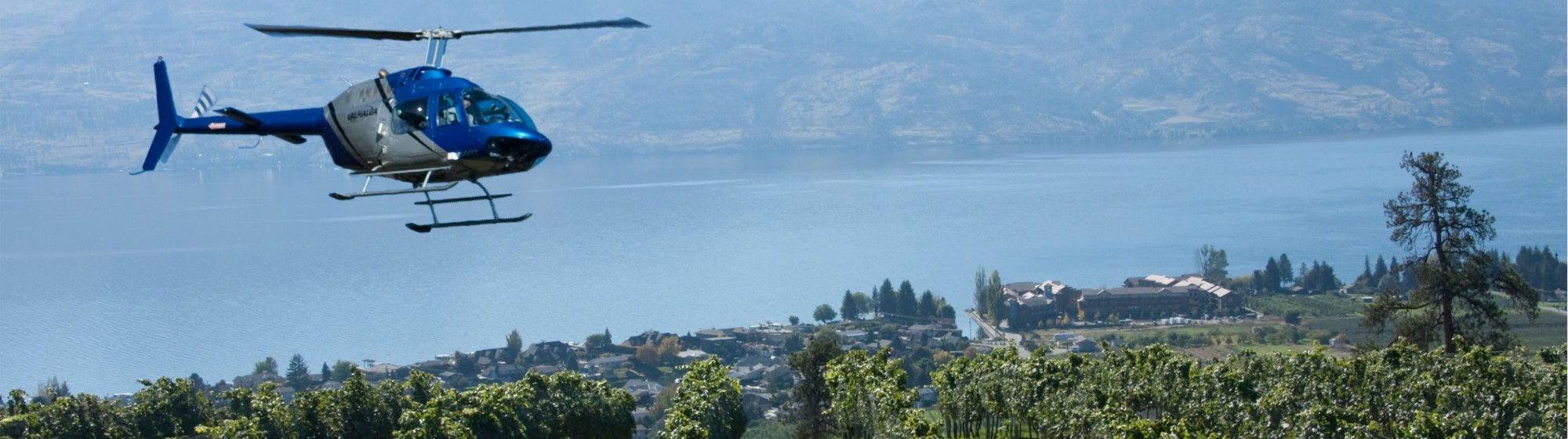 distinctly kelowna wine tours helicopter wine tour